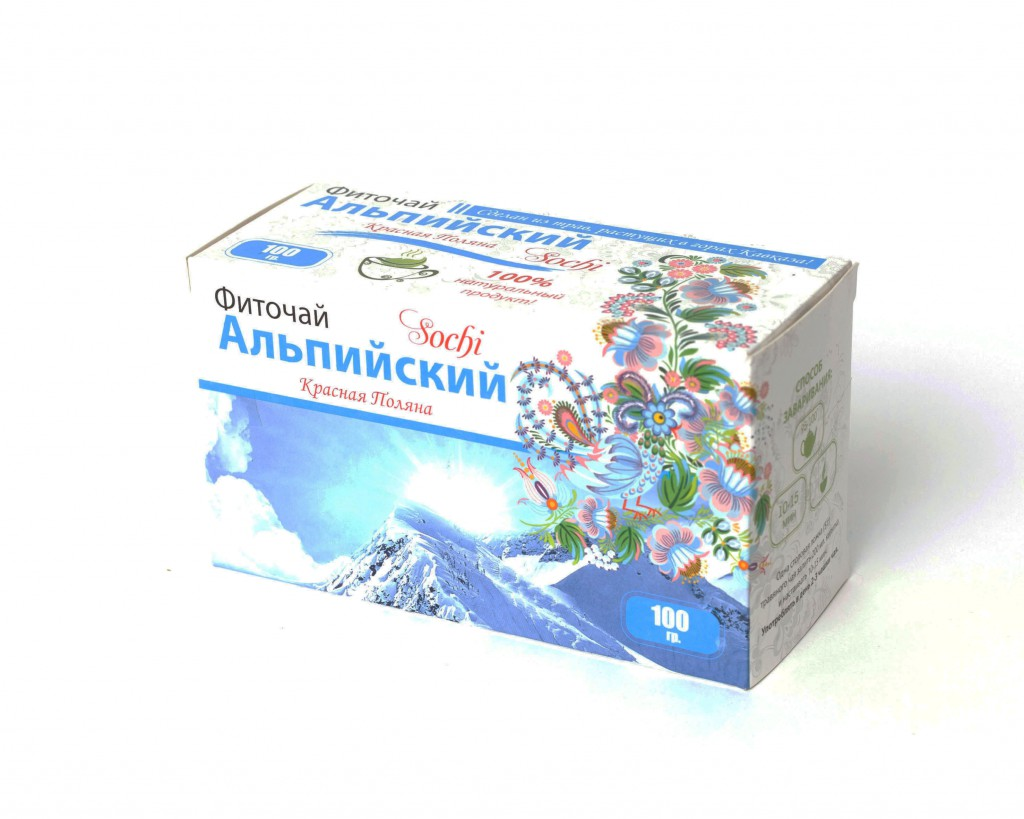 """Фиточай """"Альпийский"""""""